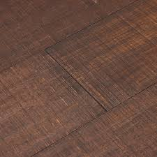 Cali Bamboo Fossilized 5-in Prefinished Rustic Barnwood Bamboo Hardwood  Flooring (20.71-sq