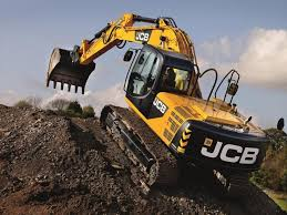 The Jcb Js220 Excavator Is Engineered With Strength