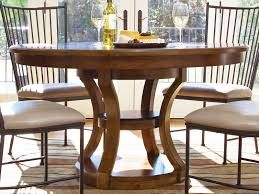 Dining Room Modern Pedestal Table With Square Drop Leaf Dining