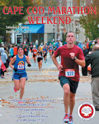 Calam o Cape Cod Marathon Weekend 2013