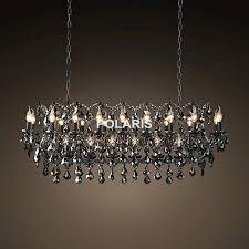 real candle chandelier modern vintage orb crystal chandelier lighting rustic candle chandeliers led pendant hanging light