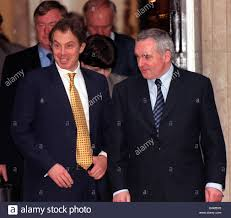 Britain's Prime Minister Tony Blair and Irish Taioseach Bertie Ahern Stock  Photo - Alamy