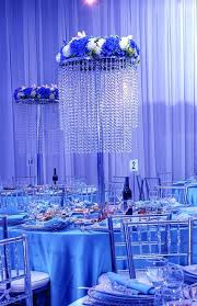 crystal chandelier centerpieces