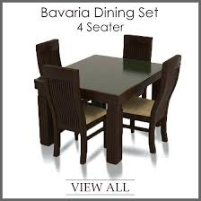 elegant 4 chair dining set dining room brilliant lido gl dining table 4 chairs black