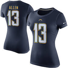 Angeles Blue Los Nike Player Allen Keenan Navy Number Chargers amp; Women's T-shirt Name NFL Week Three Roundup
