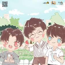 Ghim của Hoàng Văn trên ♡ CHIBI TFBOYS ♡ | Ảnh hoạt hình chibi, Động vật,