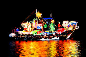 Holiday Boat Parade Winners Announced The Log