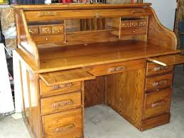 facsinating oak roll top desk ideas image of beautiful solid bradford value