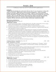 Resemue Cover Letter