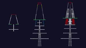 Aerodrome Lighting Atpl Training Air Law 94 Aerodrome Lighting And Signs Runway Lighting