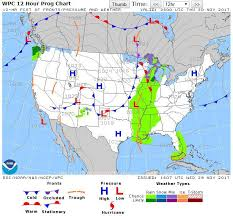 Surface Prog Charts Fly8ma Flight Training