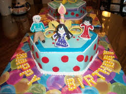 Happy B Day Cake By Sher Cakesdecor