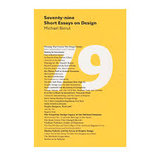 short essays on design shop cooper hewitt