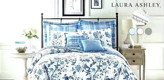 laura ashley bedding josette white blue and theturkishpport