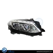 W212 Parking Light Replacement Mercedes Gle Class W166 W292 2015 2018 Headlamp Led Right China 1668200859
