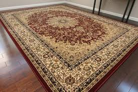 decoration gold area rugs autumn allure navy rug cream and red modern wool teal accent