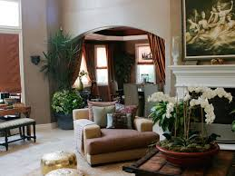 Moroccan Inspired Living Room With Copper And Taupe Color Scheme (Image 21  of 25)