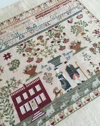 My Ann Rayner Conversion Cross Stitch Embroidery Cross