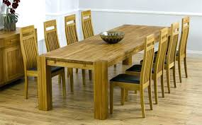 8 seater dining room table and chairs 8 dining set oak dining table sets great furniture