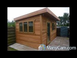 Small Picture premiere contemporary uk designer posh quality shed sheds summer