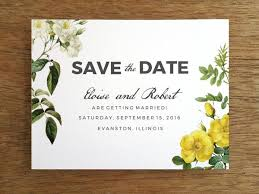 save the date template free download free save the date templates e m papers