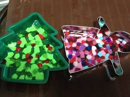 Easy Christmas Tree Craft  Christmas Lights DecorationEasy Toddler Christmas Crafts
