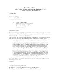 disability appeal letters template disability appeal letters