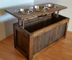 ... Large-size of Simple Raised Dog Feeder In Bowl Dog Keep Food Stored  Behbowls Diy ...