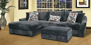 grey velvet sectional. Velvet Sectional Sofa With Chaise Grey New Furniture Stores Kailey Modern