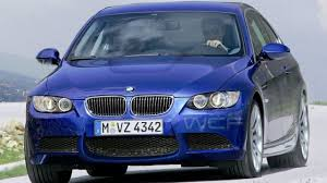 SPY PHOTOS: BMW M3 Coupe Undisguised Photo Gallery