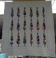 Julia's Anna Maria Horner Feather Bed Quilt! - Harts Fabric Blog ... & Julia's Anna Maria Horner Feather Bed Quilt! Adamdwight.com