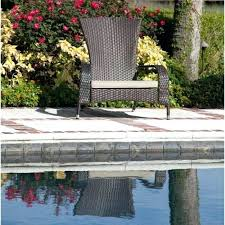 adirondack lounge chairs brown wicker adirondack chair outdoor patio lounge chairs porch seat best adirondack chairs plastic