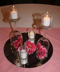 Great Wine Glass Wedding Centerpieces 1000 Ideas About Wine Glass  Centerpieces On Pinterest Wine