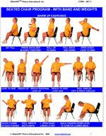 Chair Exercises For Seniors Bing Images Chair Exercises