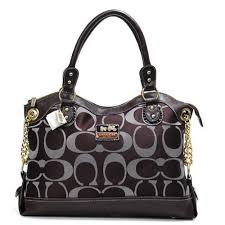 Cheap And Fashion Coach Legacy Pinnacle Lowell In Signature Large Coffee  Satchels ADV Are Here!