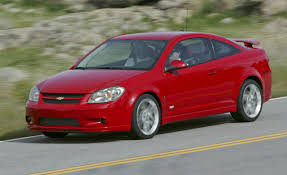 Cobalt chevy cobalt ls 2008 : 2008 Chevrolet Cobalt | Review | Reviews | Car and Driver