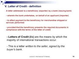 Best Solutions Of Electronic Letters Of Credit Lc Letter Of Credit