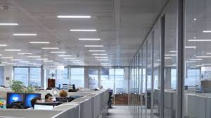 lights for office. lighting open office areas effectively with philips lights for