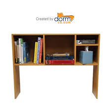 com the college cube desk bookshelf beech color refurbished home kitchen
