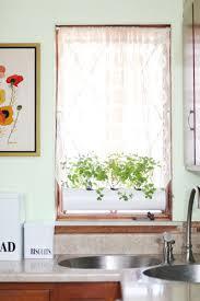 Herb Garden Kitchen Window Indoor Window Planter Roselawnlutheran