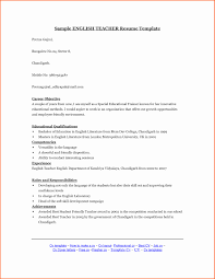 18 Best Of Resume Format For Applying Lecturer Post Pictures