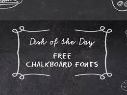 chalkboard fonts free free chalkboard fonts by templatemonster on dribbble
