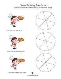 Fun With Fractionsksheetksheets Year Fraction 5th Grade 4th Math ...