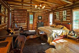 Log cabin interiors designs Kitchen Creating Cozy Log Cabin Interior Pinecacom Creating Cozy Log Cabin Interior Pinecacom