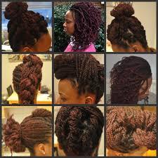 Kinky Twist Hairstyles Updo Kinky Twists Hairstyles 3 Ways To Style Your Kinky Twist