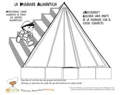 blank food pyramid. Beautiful Food Kidsu0027 Food Pyramid Coloring Page  Spanish Blank Activity   By Nutrition Throughout
