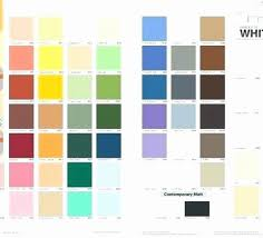 Rust Oleum American Accents Color Chart Simplefootage May 2011