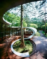 Ultra modern 10 Organic shell house