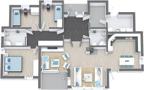 floor plan. Premium 2D Floor Plan