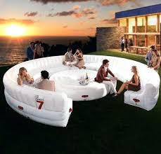 inflatable outdoor furniture. Blow Up Outdoor Furniture Tble Plce Tlk Chair Inflatable